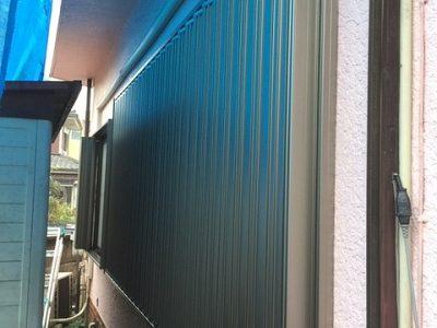 東京都多摩市 S様邸 採光通風雨戸「セキュアガード」工事
